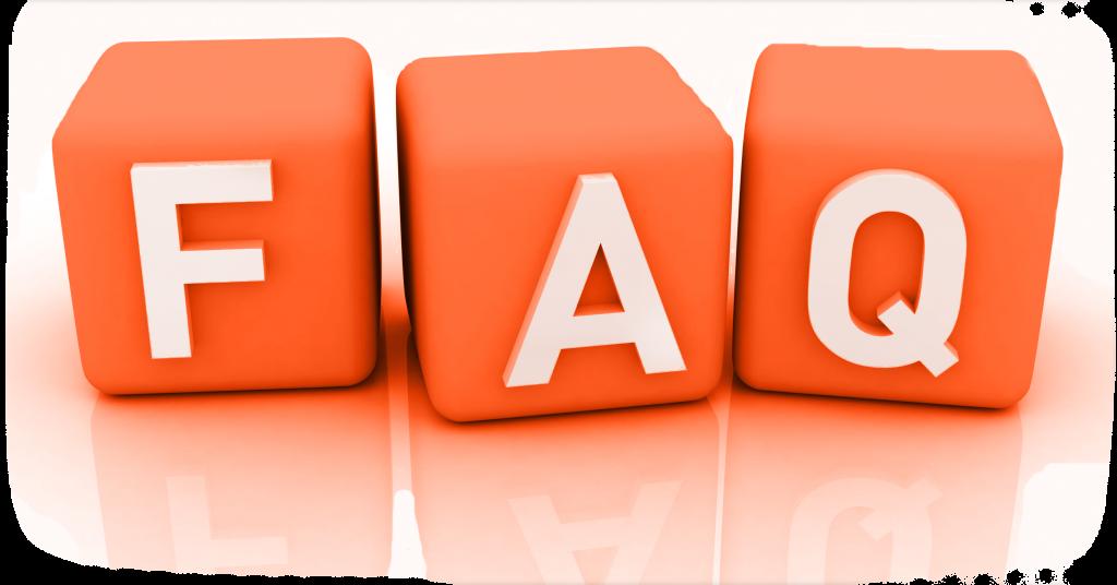 FAQ-orange